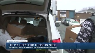 Making A Difference: The mission to help feed people continues in River Rouge