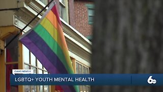 LGBTQ+ youth struggle with isolation during pandemic