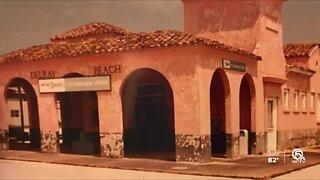 Fire destroys historic building in Delray Beach