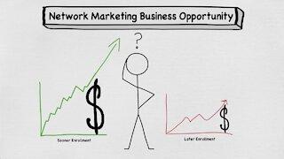 Network Marketing Enrollment Hesitation Regret