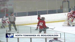 HS Hockey: North Tonawanda vs. Iroquois/Alden