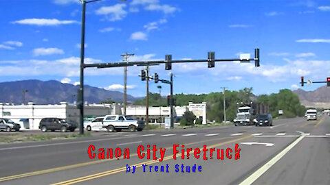 Canon City Firetruck