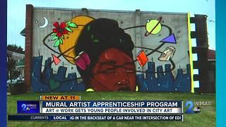 Mural Artist Apprenticeship Program