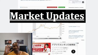 Markets Update - Gold, Silver, Economy, & The Fed