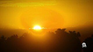 Digital Zen: West Palm Beach sunrise