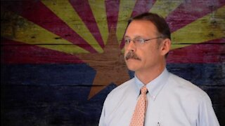 Arizona Update (State Rep. Mark Finchem interview)