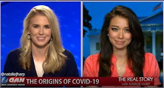 The Real Story - OAN Origins of COVID-19 with Chanel Rion
