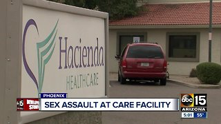 Family of patient inside Hacienda Healthcare weigh in on controversy surrounding facility