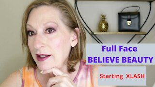 Full Face Believe Beauty from the Dollar General