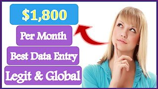 DATA ENTRY TYPING JOBS FROM HOME, Typing Jobs Online From Home 2021, Part Time Typing Jobs From Home