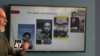 LCC Hosts discussion on Cornel West