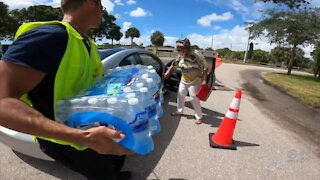 Residents change habits because of water advisory