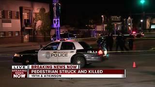 Milwaukee pedestrian struck, killed by car