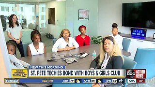 St. Pete tech company teaches job skills to Boys & Girls Clubs