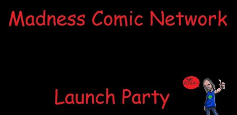 """Madness Launch Party!! Mitch Rogers' """"The Bogre, Southern Gothic"""" 8pm est"""
