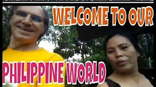 Welcome To Our Philippine World
