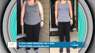 Lipo Laser Sessions! // Laser Fit