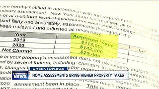 Cheektowaga homeowners livid about new home reassessments learning steps to challenge