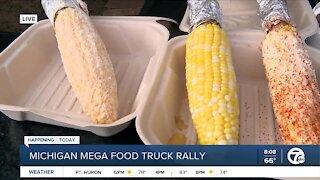 Mega Food Truck Rally