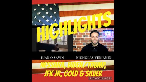 JUAN O SAVIN HIGHLIGHTS