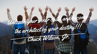 Unleash your inner child and become the architect of your destiny