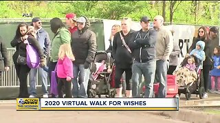 Virtual Walk For Wishes
