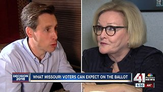 Down to the wire: Missouri race for U.S. Senate nears end as voters head to polls Tuesday