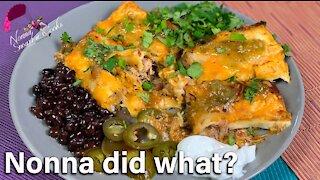 Enchiladas with a Twist