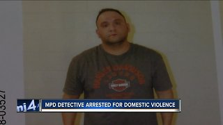 Milwaukee Police Detective facing domestic violence charges