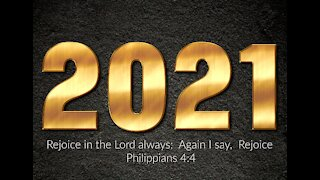 REJOICE 2021 BY BILL VINCENT