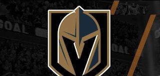 Vegas Golden Knights introduce gold jerseys