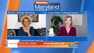 Power Swabs - Thanksgiving Special