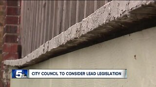 Lead safety legislation goes before Cleveland City Council this week