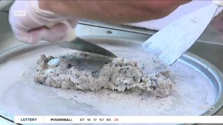 Food Truck Friday: The Grilling Shack cookies & cream rolled ice cream