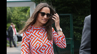 Pippa Middleton welcomes second child