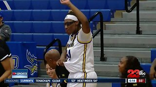 CSUB women's basketball perfect run at home continues, 100-44 win over Westcliff