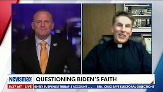 Father Altman Discusses Biden's Anti-Christian Policies
