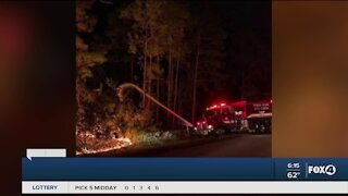 Lehigh Acres Fire District fights many fires