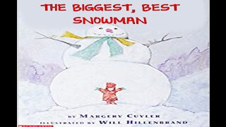 The Biggest, Best Snowman   Read Aloud   Simply Storytime