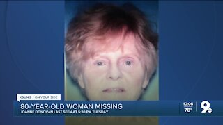 Deputies search for vulnerable, missing 80-year-old woman