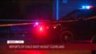 Young girl shot in East Cleveland, police say