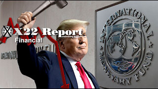 [CB] Announces Their Plan For The Reset, Trump Brings The Hammer - Episode 2308a