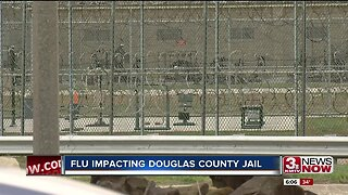 Flu impacting Douglas County Jail
