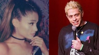 Pete Davidson Turns Breakup With Ariana Grande Into A Comedy Special