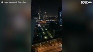 Le confinement transforme Dubaï en ville fantôme