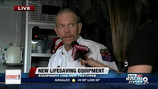 Drexel Heights Fire District buys new lifesaving equipment with help from grant