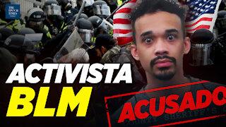 Presentan cargos contra activista BLM; CEO de Twitter: Bloqueo a Trump marca precedente peligroso