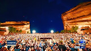 """Woman sexually assaulted at Red Rocks during """"Film on the Rocks,"""" officials say"""