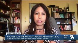 UArizona professor speaks out about Ashford University acquisition