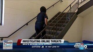 Validating social media threats aimed at schools, students